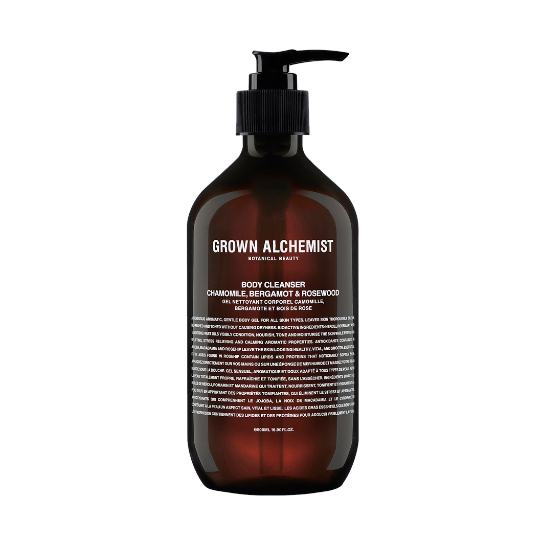 Body Cleanser by Grown Alchemist | Nourish Clean Beauty Hong Kong