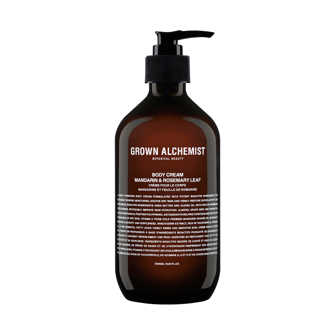 Body Cream by Grown Alchemist | Nourish Clean Beauty Hong Kong