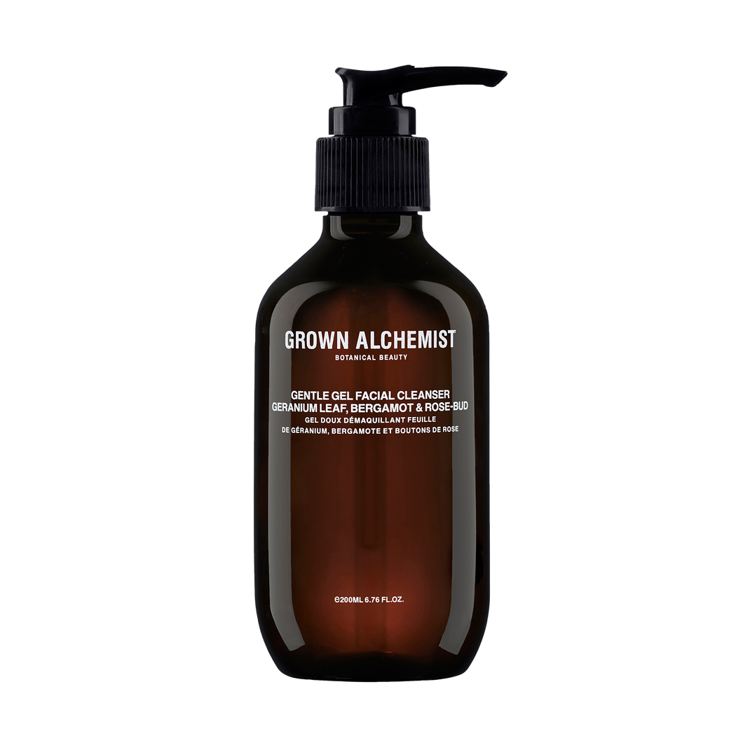 Gentle Gel Facial Cleanser by Grown Alchemist | Nourish Clean Beauty