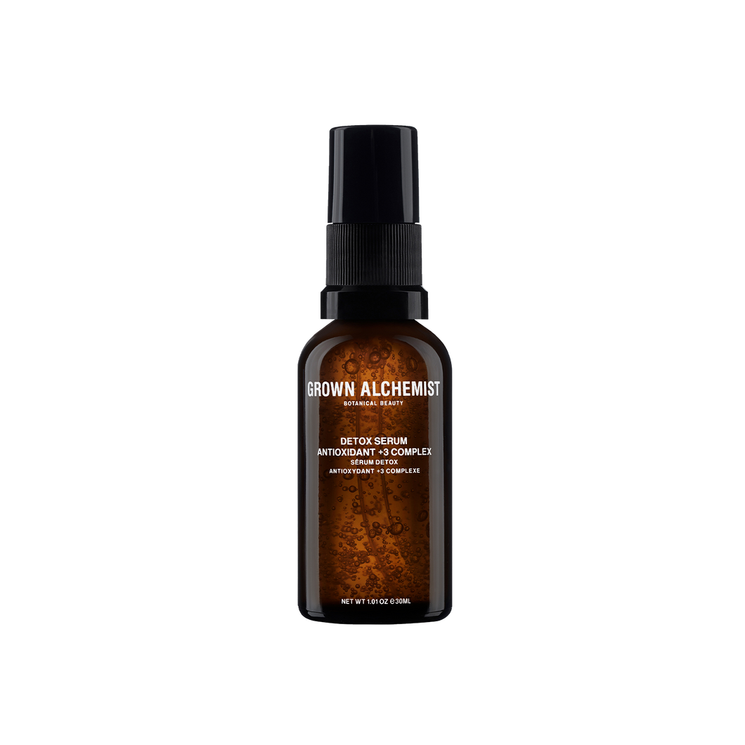 Detox Serum by Grown Alchemist | Nourish Clean Beauty Hong Kong