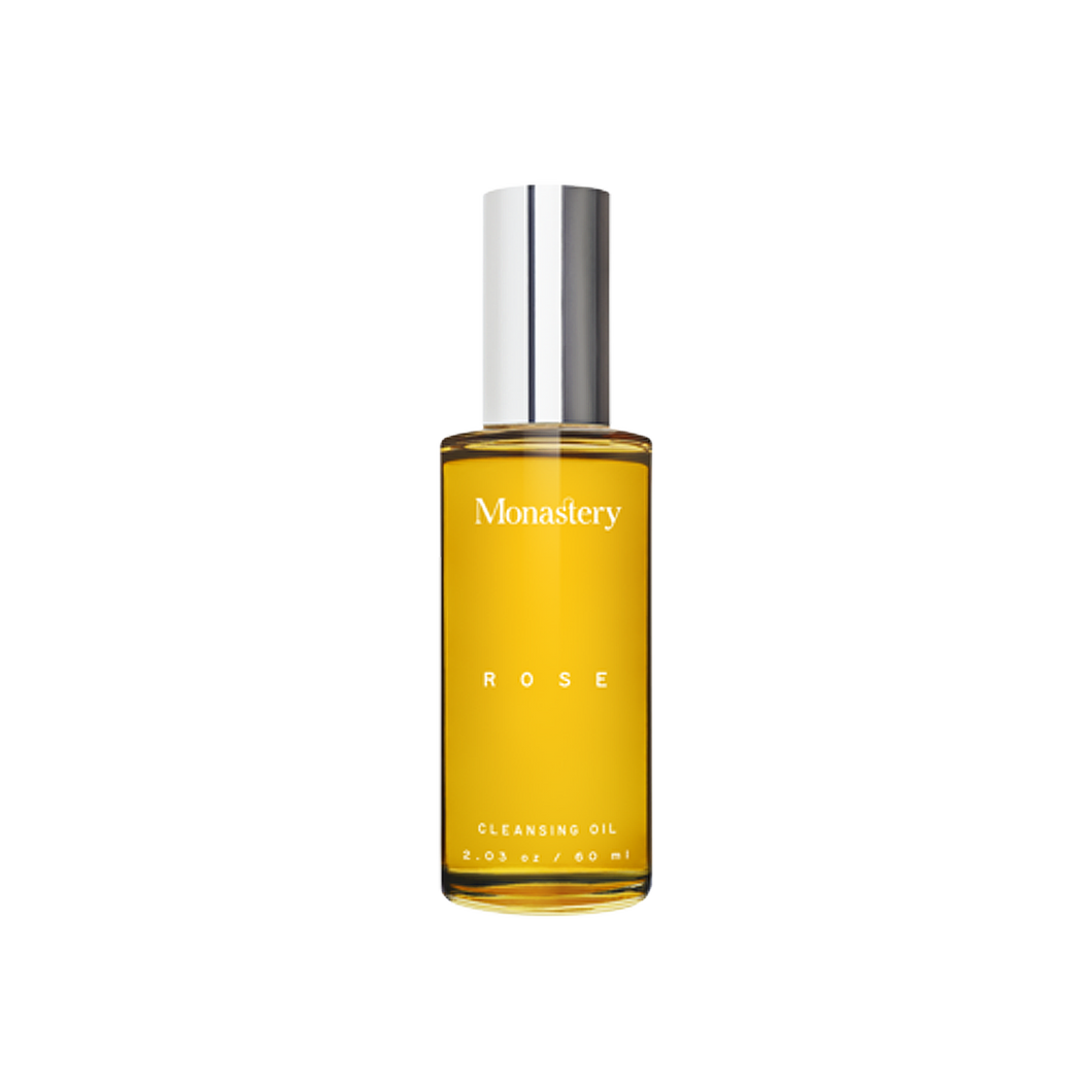 ROSE CLEANSING OIL by Monastery | Nourish Clean Beauty Hong Kong