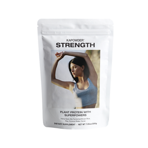 Strength: Vegan Protein (Chocolate Flavor)