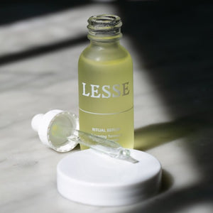 Ritual Face Serum by LESSE | Nourish the Clean Beauty Platform