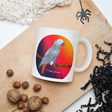 Load image into Gallery viewer, T'Challa The Parrot Signature Mug