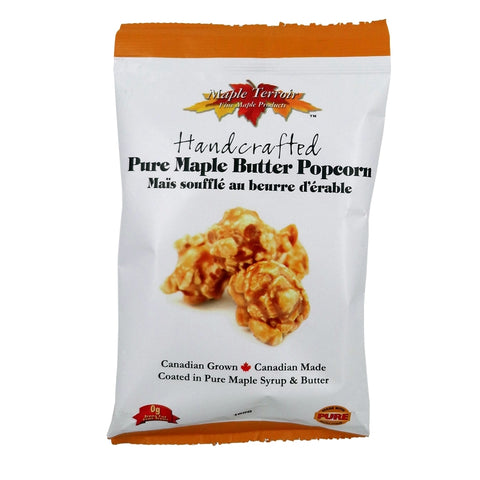Pure Maple Butter Popcorn Maple Terroir