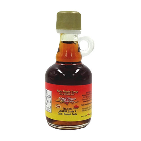 Pure Maple Syrup 50ml Maple Terroir