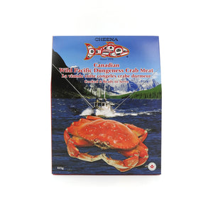 Canadian Wild Pacific Dungeness Crab Meat Cheena Seafood