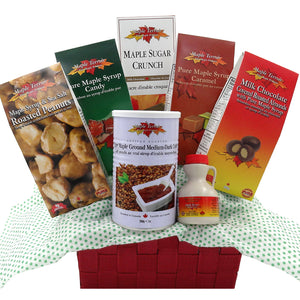 Everything Maple Gift Basket