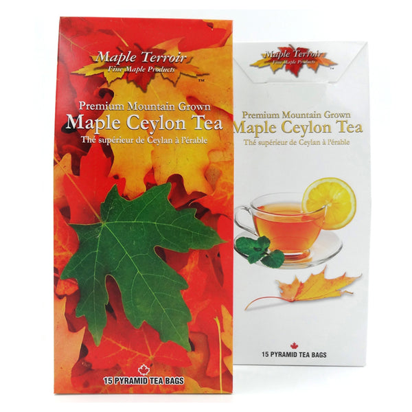 Maple Tea Maple Terroir