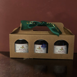Beer jelly gift pack