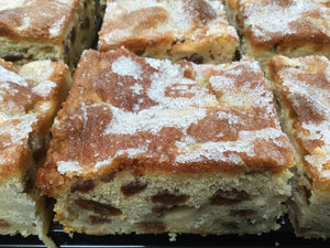 Gluten Free Somerset Cider & Apple Cake