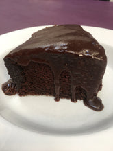 Load image into Gallery viewer, Very Dark Chocolate and Beer Cake