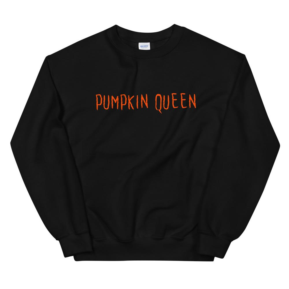 Pumpkin Queen Sweater