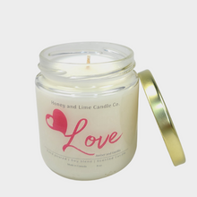 Load image into Gallery viewer, Love scented candle