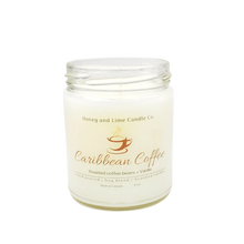 Load image into Gallery viewer, Caribbean Coffee scented candle