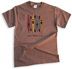 Mountain Graphics Sea Kayaking T-Shirt