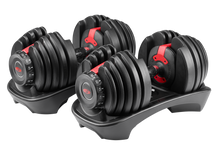 Load image into Gallery viewer, Bowflex® SelectTech® 552 Adjustable Dumbbells (Pair)