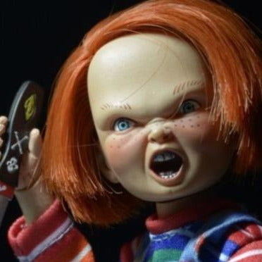 Child's Play Clothed Chucky Figure Neca