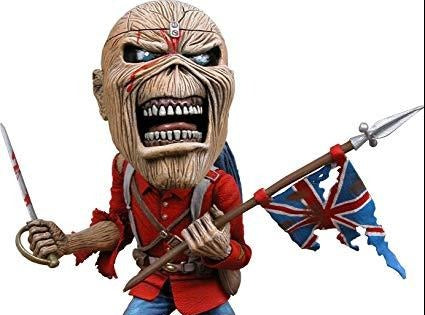 Eddie Iron Maiden Head Knockers Neca
