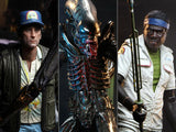 Alien 40th Anniversary Wave 2 Set of 3 Figures