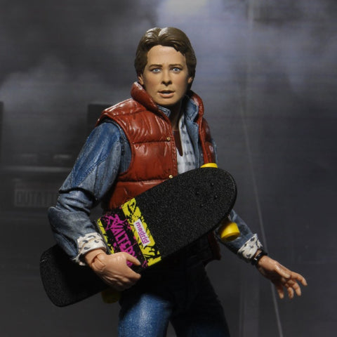 Back to the Future Ultimate Marty Figure Neca NEW