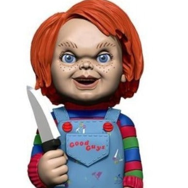 Child's Play Chucky Solar Body Knocker Neca