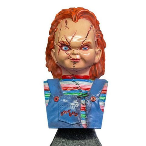 Bride of Chucky Chucky Mini Bust Trick or Treat PV