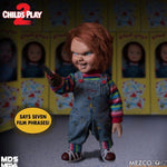 Child's Play 2 Mezco Designer Series Mega Scale Talking Chucky PV