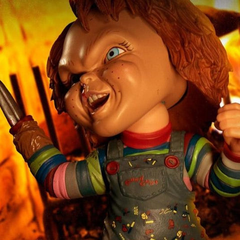 Child's Play Chucky Mezco Designer Series (Deluxe)