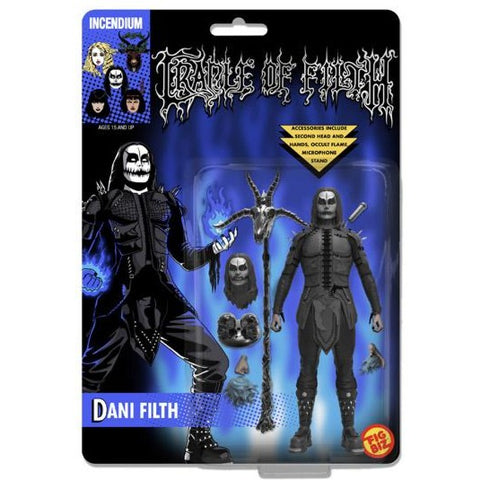 Cradle of Filth FigBiz Dani Filth Figure
