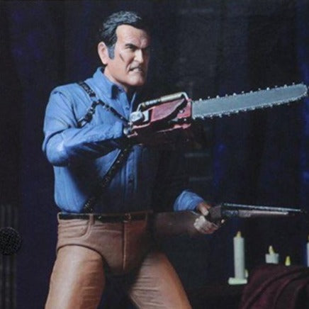Ash vs Evil Dead Ultimate Ash Figure Neca