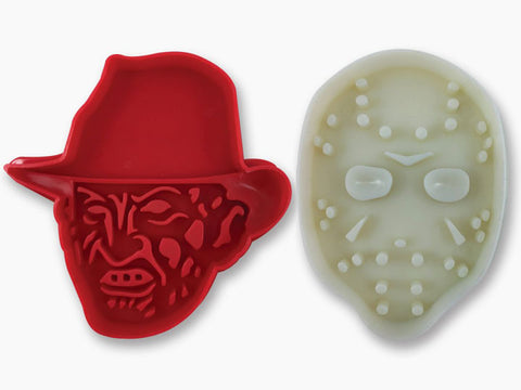 Freddy vs. Jason Cookie Cutters Two-Pack