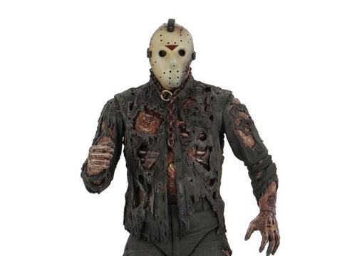 Friday the 13th Pt VII Jason (The New Blood) Neca