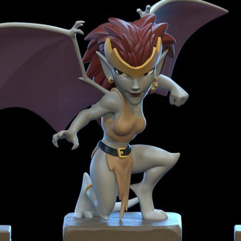 Gargoyles Q-Fig Demona PV