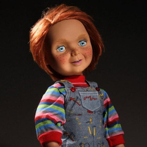 Good Guys 15pulg Chucky Talking Doll Mezco
