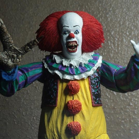 It (1990) Ultimate Pennywise (Ver. 2) Figure Neca