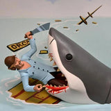 Jaws Toony Terrors Jaws & Quint Two-Pack PV