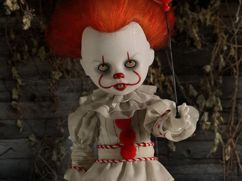 Living Dead Dolls It (2017) Pennywise Mezco