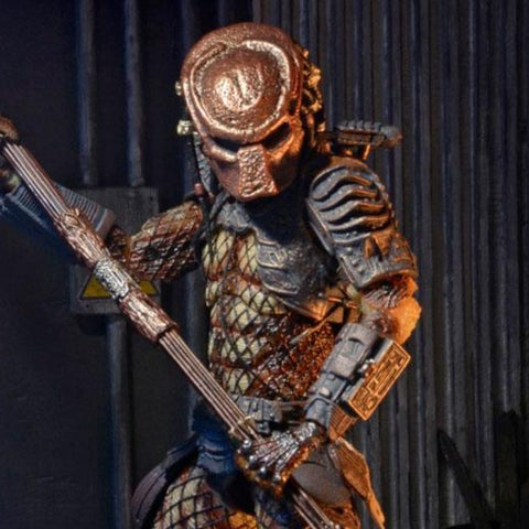 Predator Ultimate City Hunter Figure Neca