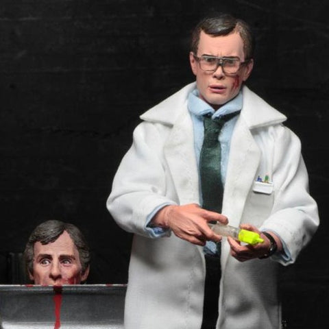Re-Animator Herbert West Figure Clothed PV