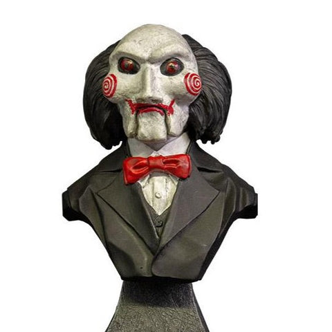 Saw Billy The Puppet Mini Bust Trick or Treat