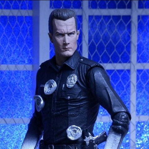 Terminator 2: Judgment Day Ultimate T-1000 Figure