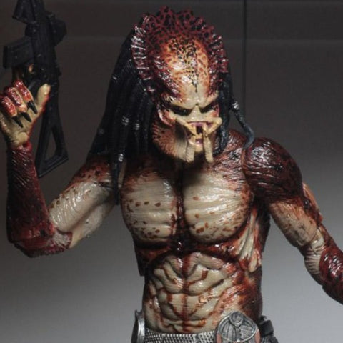 The Predator Ultimate Fugitive (Lab Scape) Neca