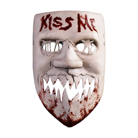 The Purge Kiss Me Máscara