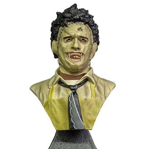 The Texas Chainsaw Massacre Leatherface Mini Bust PV