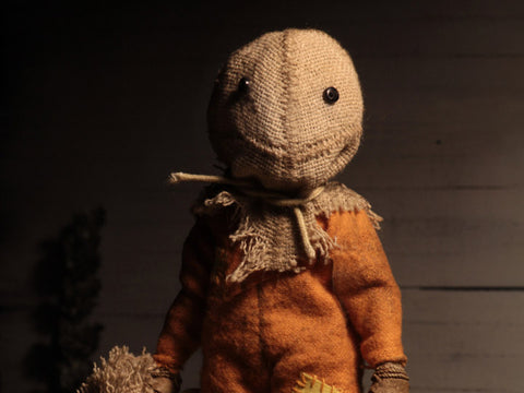 Trick 'r Treat Sam Clothed Neca
