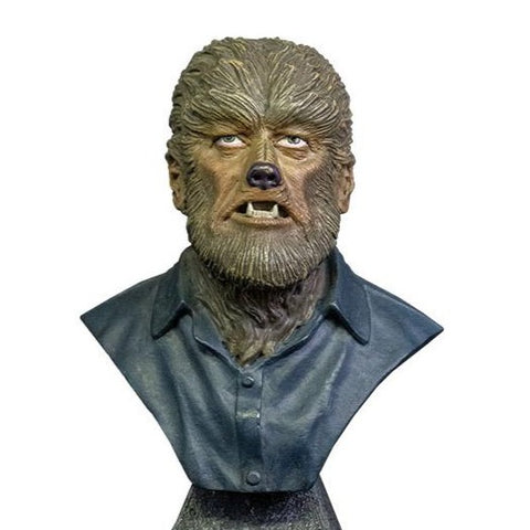 UM The Wolfman Mini Bust Trick or Treat PV