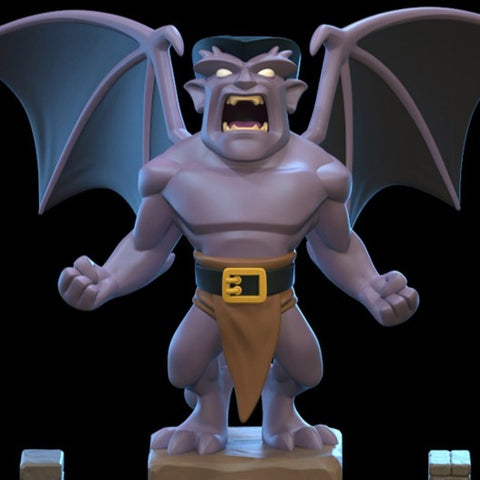 Gargoyles Q-Fig Goliath PV