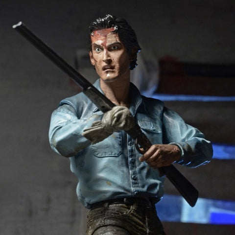 Evil Dead 2 Ultimate Ash Figure Neca
