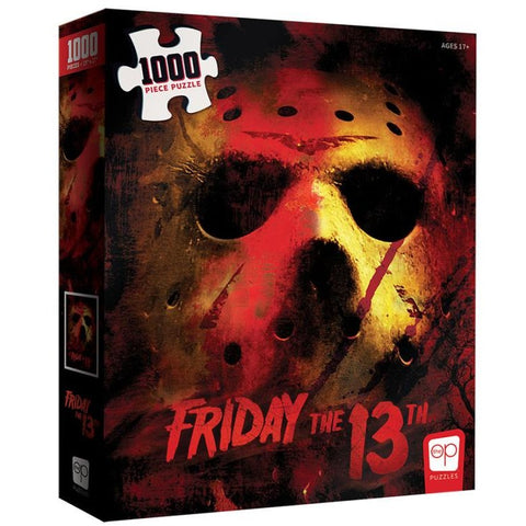 Friday the 13th 1000-Piece Puzzle